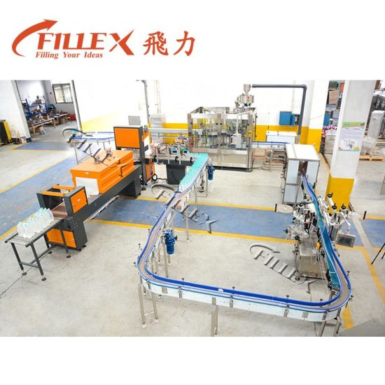 High Quality Bottle Conveyer System