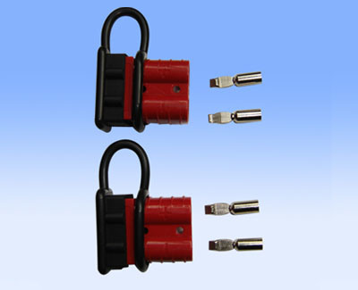 Battery Quick Connect Disconnect Plug for Winching