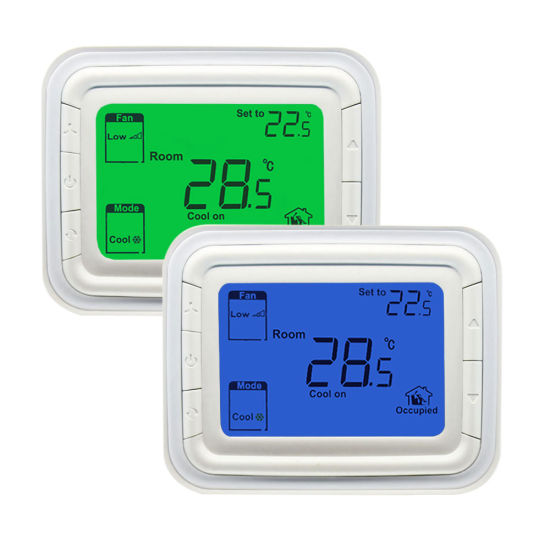 T6865 Thermostat Factory Air Conditioner Digital Cooling / Heating Room Temperature Controller
