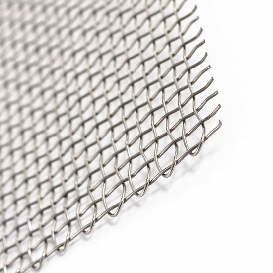 China Gold Supplier Zhuoda Stainless Steel Woven Wire Mesh - China ...