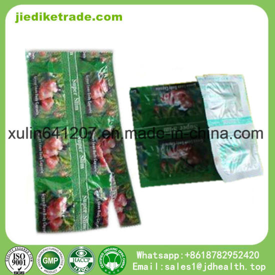 China Natural Super Slimming Capsule Weight Loss Diet Pill Slim Fast