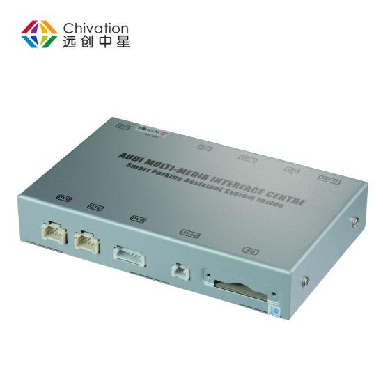 Carplay Box for Audi Mmi 3G A4 A6 Q3 Q5 Video Interface