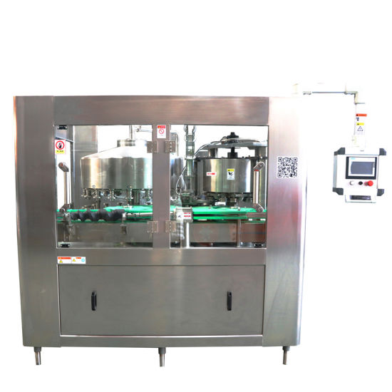 Cost Price Juice Aluminum Can Filling Machine