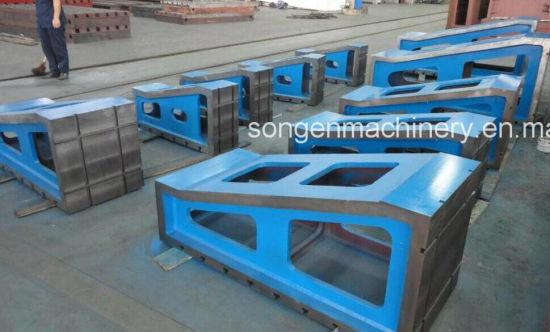 China 2000X1000X1000mm T-slotted angle plates - China 2000mm T