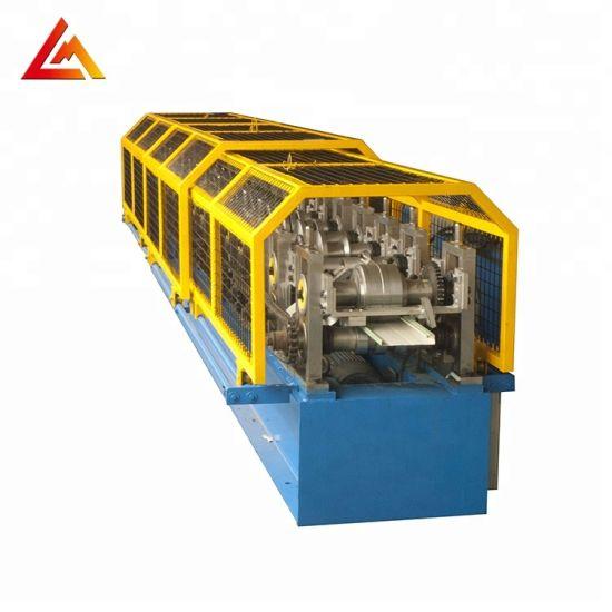 Xiamen Liming Decorative Fastening Profile Custom Gutter Roll Forming Machine