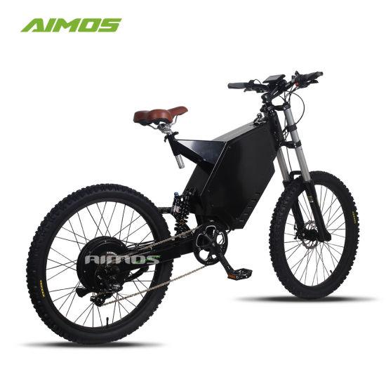 China 72V 3000W Fast Electric Mountain Bike Aluminium Frame ...