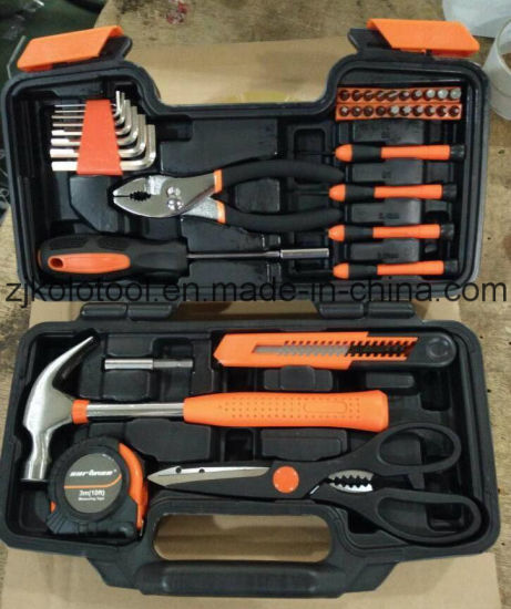 The Simple Tools for Family Easy Use, 39PCS Hand Tool Set pictures & photos