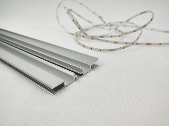 China super slim aluminum linear led profile for led light strip super slim aluminum linear led profile for led light strip newest design flat squared aluminum led profile for led light bar aloadofball Choice Image