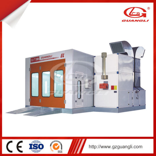 High Quality Ce Certification Car Spray Booth Paint Booth Oven for Sale
