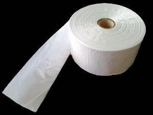 HDPE Transparent Printed Plastic Food Bag / Flat Bag / Clear Bag on Roll