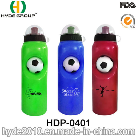 Christmas Gift Light Weight Sports Plastic Water Bottle (HDP-0401) pictures & photos