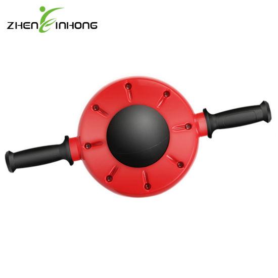 Ab Wheel 360 Degree Gym Exercise Machine