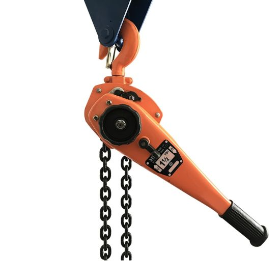 Vt Type 3/4 Ton Lever Manual Chain Hoist