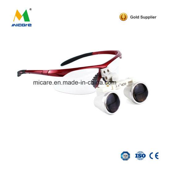 9151d2aea407 Cheap Surgical Magnifers Medical Loupes Dental Binoculars 3.5X Sj-3.5X. Get  Latest Price