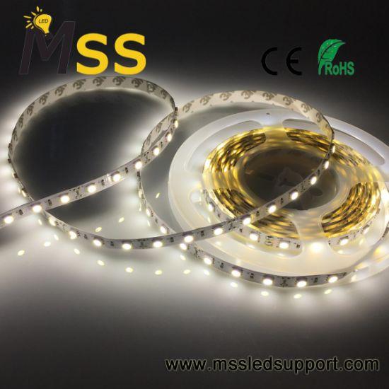 3528 5050 2835 SMD LED Strip with 60LED 120LED/M