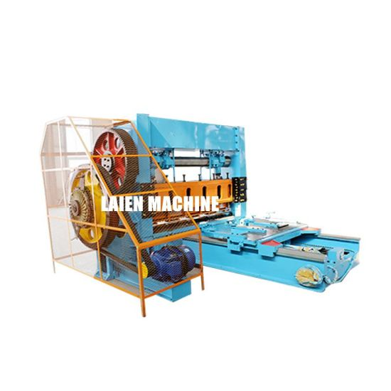 Hot Sale Security Fencing Expanded Wire Mesh Machine