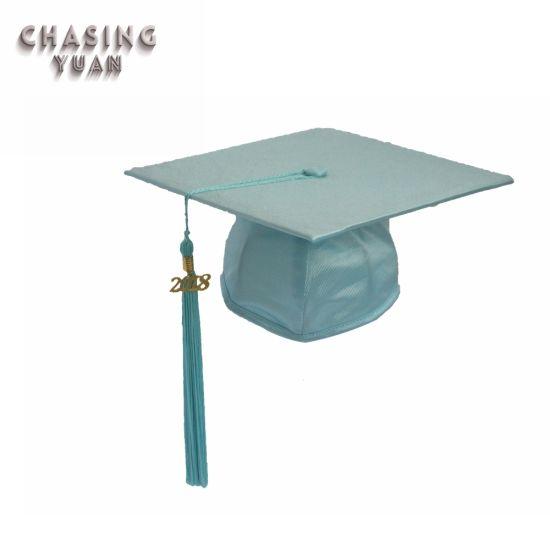 966ae3198fd China Kindergarten Beautiful Shiny Graduation Hat - China Graduation ...