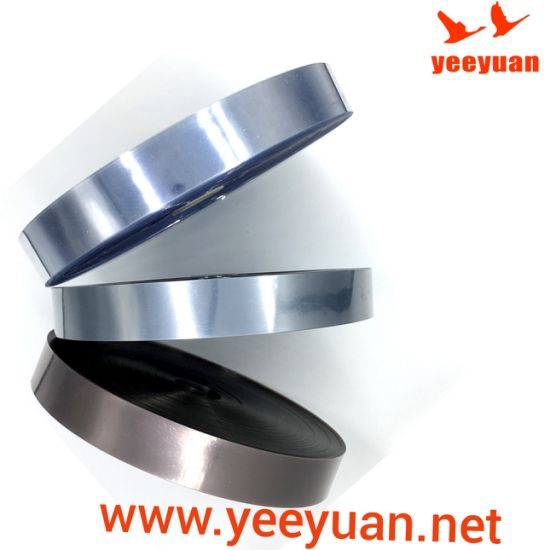 Transparent Acetate Film for Shoelace Use