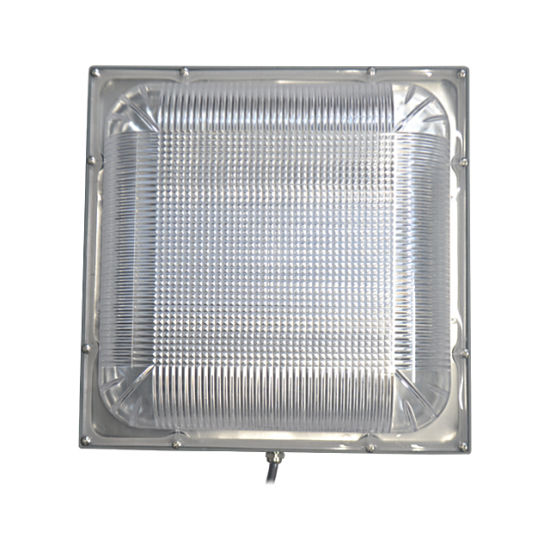 Outdoor Petrol Station Light Dimmable 70W LED Canopy Light
