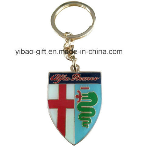 Unique Design Metal Keychain for Promotion Keychain (YB-LY-K-06)