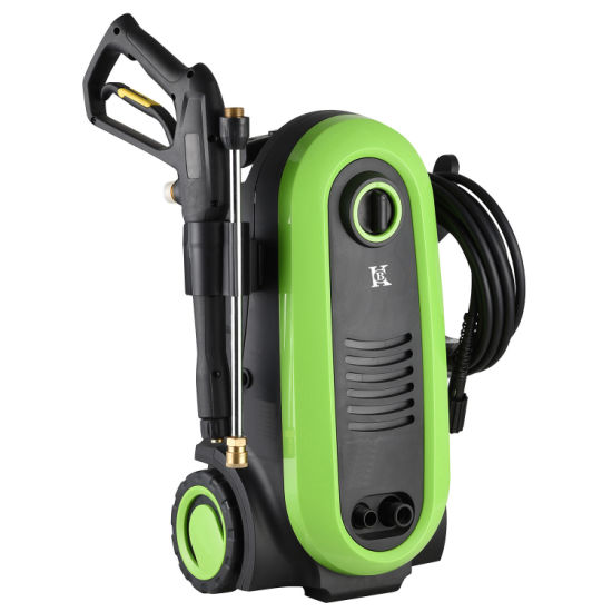 Telescopic Rod High Pressure Washer for Cleaning Car and Garden