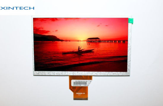 "Wholesale Tn 4.3"" Inch RGB LCD Screen for Industry pictures & photos"