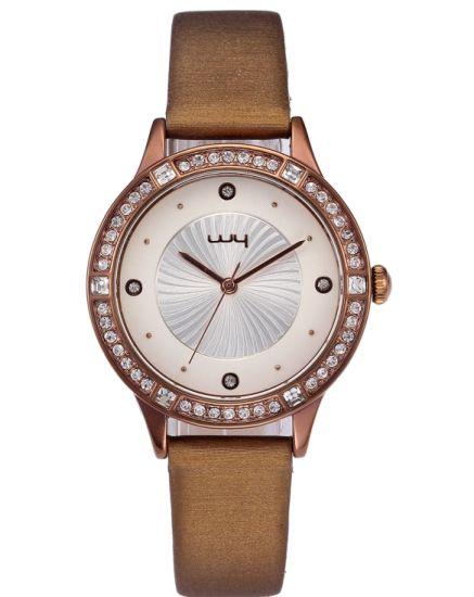 New Diamond Ladies Fashion Quartz Modern Dripping Matte Watches Wy-049