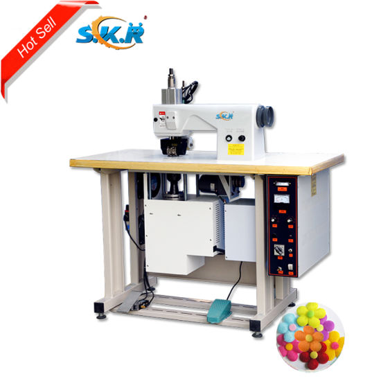 Ultrasonic Lace Sewing Machine Lace Cutting Machine for Flower