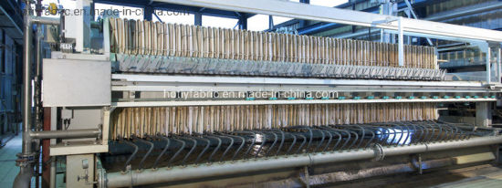 Press Plate Filter Cloth with Woven and Non-Woven Material pictures & photos