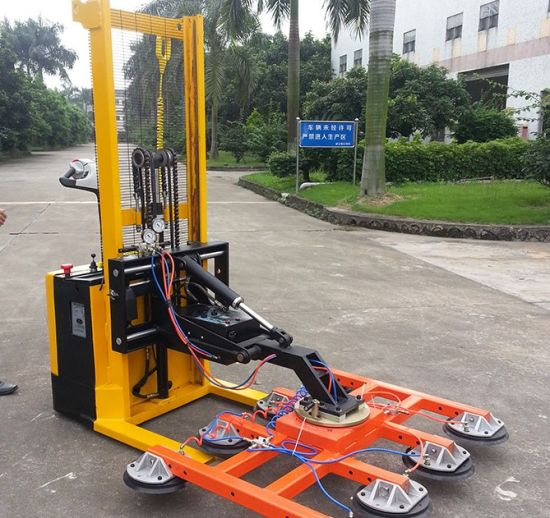 8 Suction Cups Electric Vacuum Glass Lifter with Factory Price
