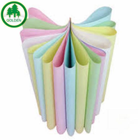 CF / CB/ CFB Colorful Carbonless Paper NCR Paper