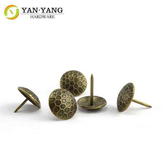 Upholstery Furniture Iron Nails Honeycomb Sofa Decorative Nails