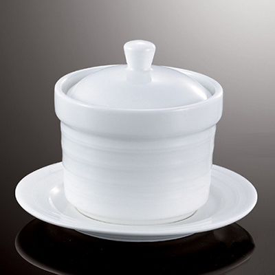 Restaurant Use Tableware Ceramic Soup Bowl pictures & photos