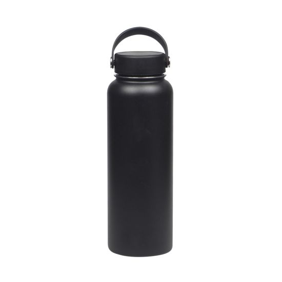 Customized Promotional Multi Colors Sports Stainless Steel Water Bottle with High Quality pictures & photos