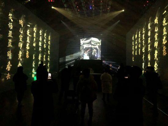 Custom Size Holographic Mesh Screen Holo Gauze for Live Show