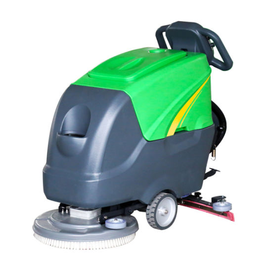 Electric Tile Floor Cleaning Scrubber