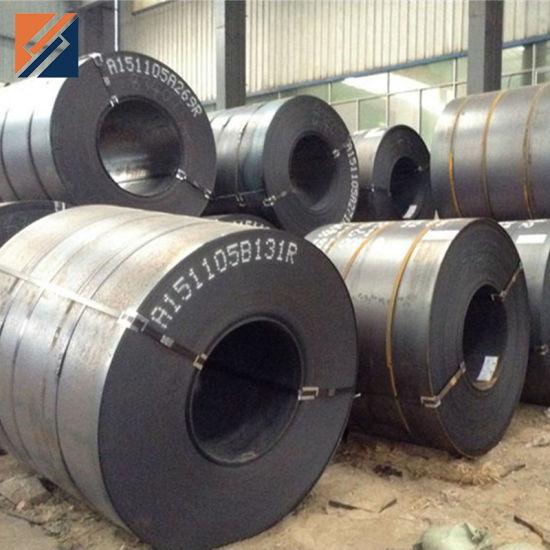 A283 Grc 1.2*1250mm Standard Mild Carbon Steel Hot Rolled Steel Coil