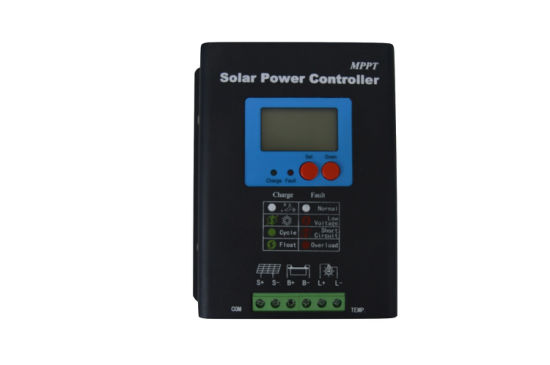 30A 40A 50A 60A 80A MPPT Solar Charge Controller for Solar Energy Power System