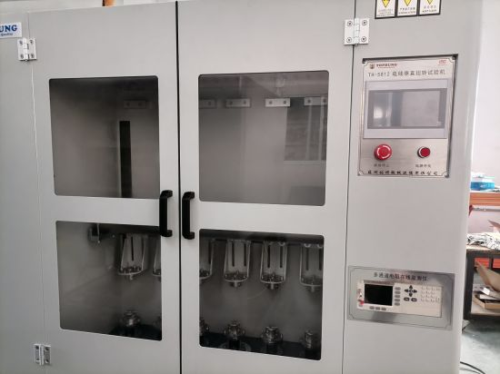 Th-5812 Cable Vertical Torsion Test Equipment