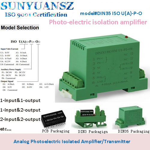 Voltage to Frequency Signal Converter