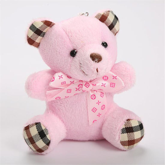 Custom Bow Teddy Bear Toy for Gift Valentine′s Day Present Plush Teddy Bear pictures & photos