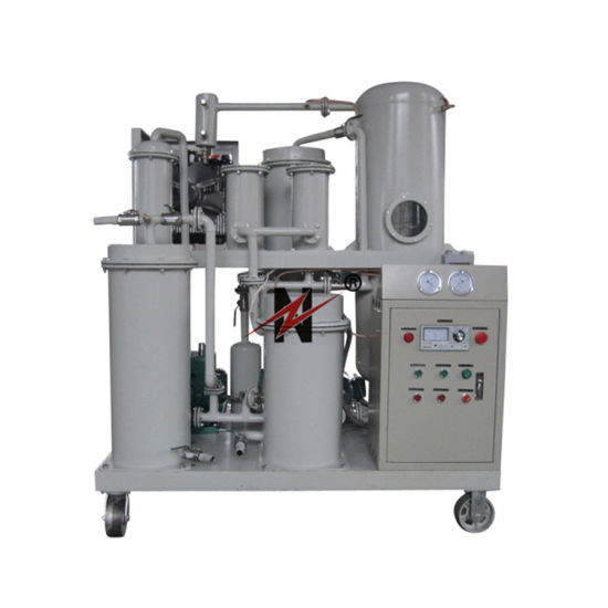 Used Coolant Oil Filtration Machine by Vacuum