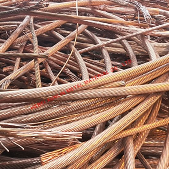 Wholesale Smooth Surfaces Copper Scrap Wire for Sale