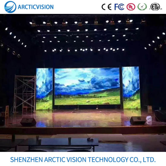 Factory Direct Supply Ultra-High Definition, High Brightness and Easy to Install P2.9 P4.8 P3.9 Stage Play Advertising Indoor and Outdoor LED Display