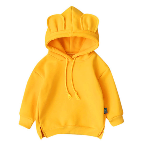 Bkd Baby Hot Sale Boutique Hoodie Newborn Baby Cotton Hoodie with Ears