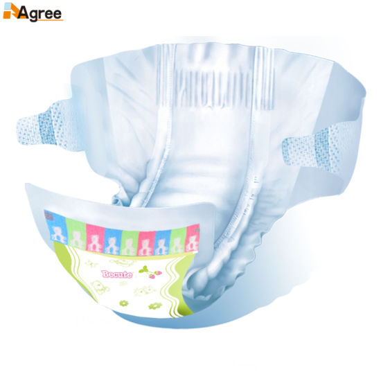 Ultra Soft Breathable Disposable Baby Diaper Nappy Baby Napkin