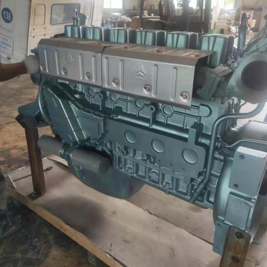 Used Gearbox and Engine for Trucks of HOWO and Shacman