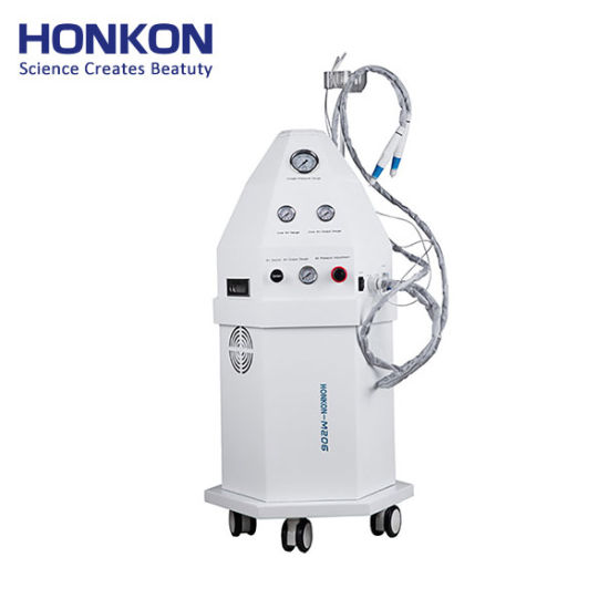 Honkon Facial Cleaning Acne Removal Water Oxygen Face Cleaning Skin Care Medical Beauty Machine