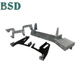 OEM Factory Metal Stamping Parts Aluminum Steel Stamped Sheet Metal Part