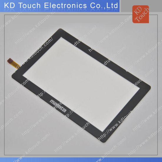 Customized Sensitive 19 Inch 8 Wires Resistive LCD Touch Screen Panel